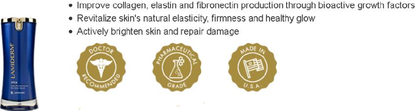 lifepharm global lamiderm skin care